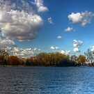 Bluff Lake by NVSphoto