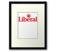 Liberation Framed Print