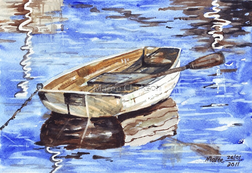 All aboard the Nautical theme by Maree Clarkson