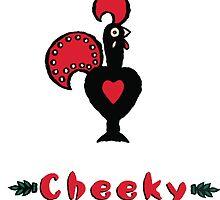 Cheeky Nandos by NemJames