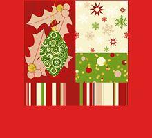 Modern Christmas, Modern holiday art Unisex T-Shirt