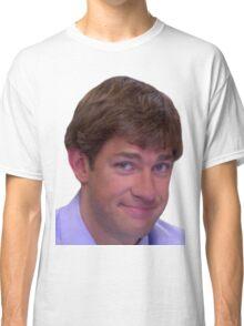 Jim's Smirk - The Office Classic T-Shirt
