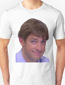 Jim's Smirk - The Office Unisex T-Shirt