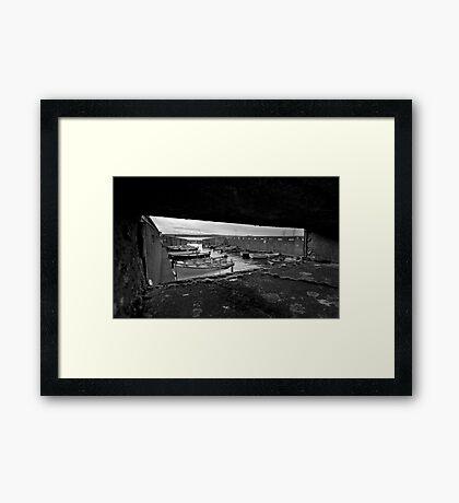 LoughRea Anglers Assoc  Framed Print