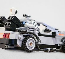 Delorean Dmc12 by garykaz