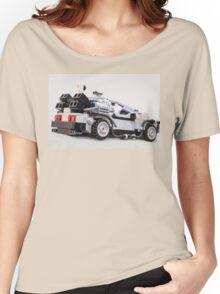 Delorean Dmc12 Women's Relaxed Fit T-Shirt