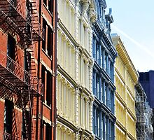 Soho colors by agarciadezign