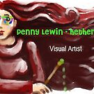 Business Card by Penny Lewin - Hetherington