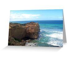 Great Ocean Road Image Greeting Card