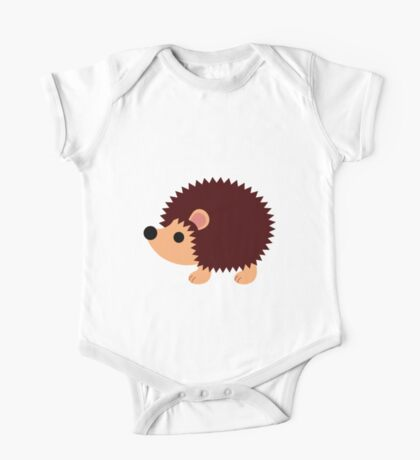 Hedgehog  One Piece - Short Sleeve