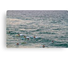 Nippers  Canvas Print