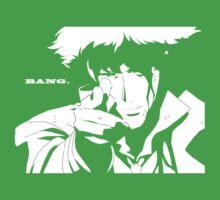 Cowboy Bebop - Bang One Piece - Short Sleeve