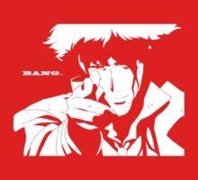 Cowboy Bebop - Bang Kids Tee