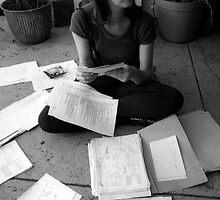 Amanda Stewart at Performance Space by Joe Glaysher