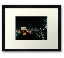 Brooklyn views Framed Print