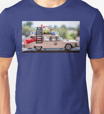 Ghost Rider Ecto 1 Unisex T-Shirt