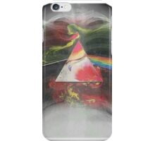 Pink Floyd - Dark Side of The moon Heart X-RAY iPhone Case/Skin