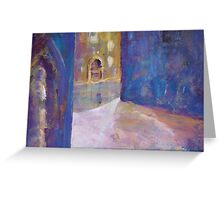 Venice V Greeting Card