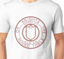 Arthurian Legends  Knights of the Round Table Unisex T-Shirt