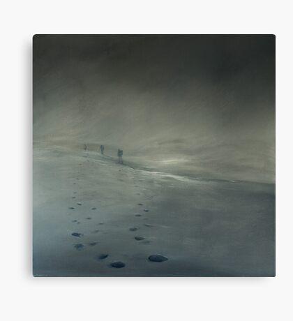 Walk on the wild side. Canvas Print