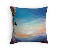 The Realm Throw Pillow