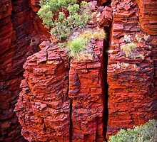 Oxer Lookout Karijini by warriorprincess