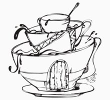 Tea cup 2 by rafo
