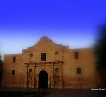 The Alamo by Charmiene Maxwell-batten