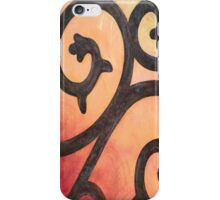 Wrought Inspiration III iPhone Case/Skin