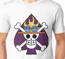 flag purple Unisex T-Shirt