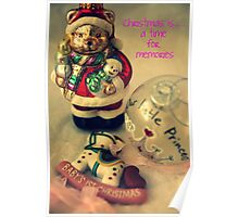 Christmas is......a time for memories Poster