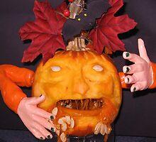 Happy Halloween by m catherine doherty