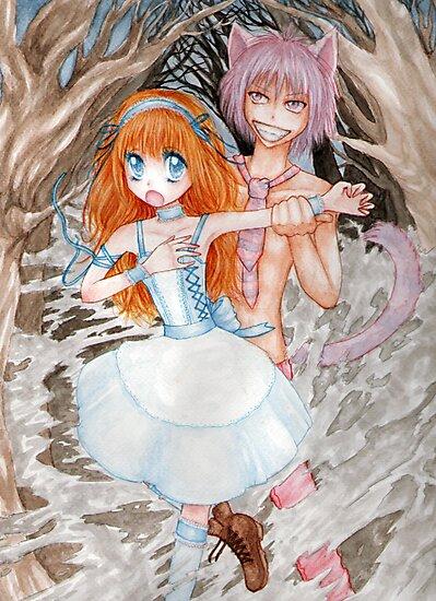 Not Your Wonderland? by Neo-Jubatus
