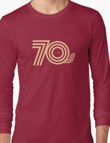 Born in the 70's Long Sleeve T-Shirt