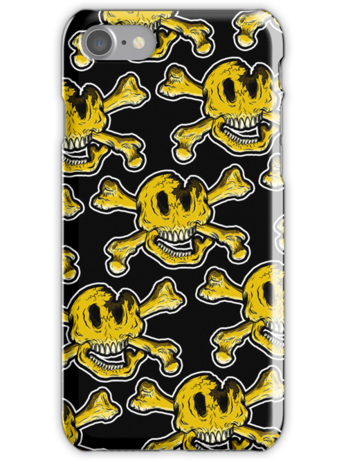 Skull and Happy Bones by R-evolution GFX