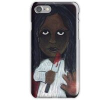 Back Stabbing Banshee iPhone Case/Skin