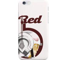 Red5 iPhone Case/Skin