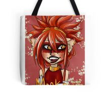 Monkey Oolong Peach and Passion Fruit Tea Tote Bag
