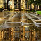 The Quadrangle (3) by Karl Williams