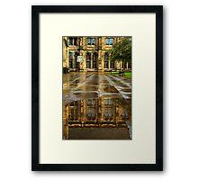 The Quadrangle (3) Framed Print