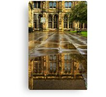 The Quadrangle (3) Canvas Print