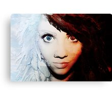 Angels and Demons Canvas Print