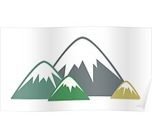 Candy Mountains Poster