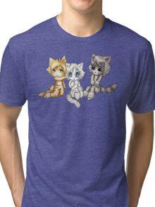 Jellicle girls chibis Tri-blend T-Shirt