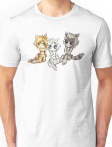 Jellicle girls chibis Unisex T-Shirt