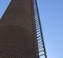 Smokestack for No 1 Pumping Station by myraj