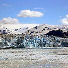 Hubbard Glacier, Alaska by James J. Ravenel, III