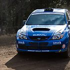 Rally Impreza Drift  by aclepsa