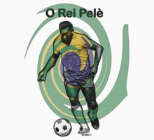 Pele' t-shirt by ilmagatPSCS2