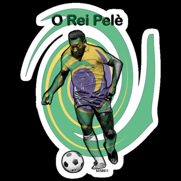 Pelè Stickers